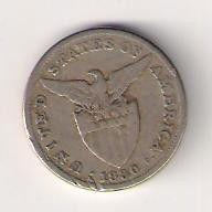 Νόμισμα > 5Σεντάβος, 1930-1935 - Φιλιππίνες  - obverse