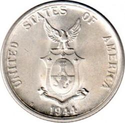 Monēta > 50sentavo, 1944-1945 - Filipīnas  - obverse