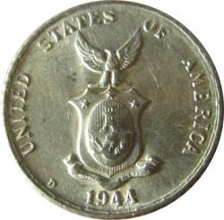 Monēta > 10sentavo, 1937-1945 - Filipīnas  - obverse