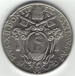 Moneta > 20centesimi, 1939 - Watykan  - obverse