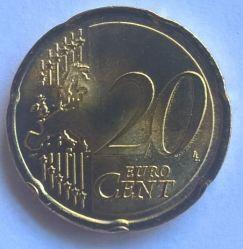Moneta > 20centesimidieuro, 2015 - Francia  - obverse
