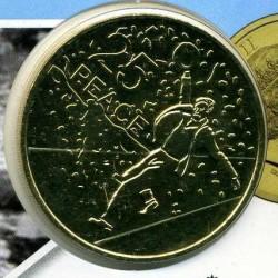 Монета > 25центів, 2016 - Австралія  (Від АНЗАК до Афганістану - Мир) - reverse