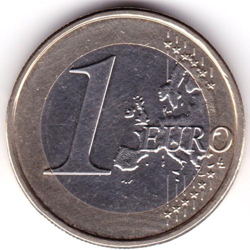 1 Euro 2007 2018 Luxemburg Münzen Wert Ucoinnet