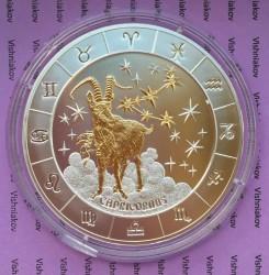 Moneta > 1000franków, 2009 - Rwanda  (Znaki zodiaku - Koziorożec) - reverse