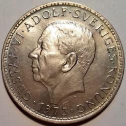 Moneta > 5koron, 1973 - Szwecja  - obverse