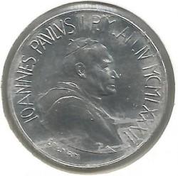 Minca > 10lire, 1982 - Vatikán  - obverse