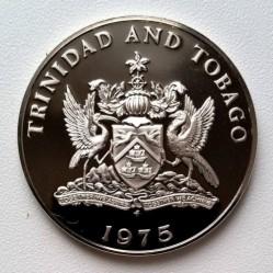 Münze > 1Dollar, 1973-1975 - Trinidad und Tobago  - obverse