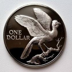 Münze > 1Dollar, 1973-1975 - Trinidad und Tobago  - reverse