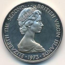Moneda > 10centavos, 1973-1984 - Islas Vírgenes Británicas  - obverse