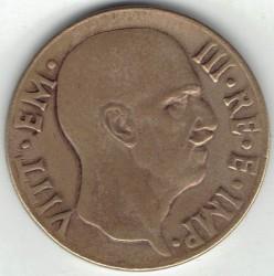 سکه > 5سنتسیمی, 1939-1943 - ایتالیا  - obverse