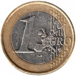 Pièce > 1euro, 1999-2006 - Finlande  - obverse