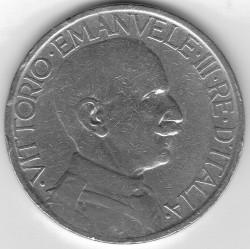 Moneta > 2liros, 1923-1927 - Italija  - obverse