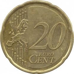 Монета > 20євроцентів, 2008-2018 - Кіпр  - reverse