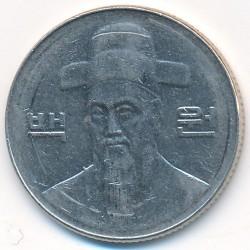 Moneta > 100vonų, 2003 - Pietų Korėja  - reverse