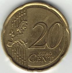 Monedă > 20eurocent, 2008-2018 - Malta  - reverse