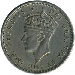 Moneda > 1shilling, 1947 - Xipre  - obverse