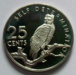 Moneta > 25centai, 1976-1980 - Gajana  - reverse