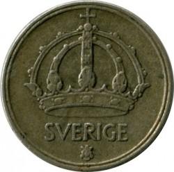 Moneta > 10ore, 1942-1950 - Szwecja  - obverse