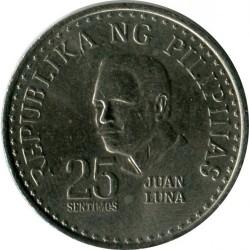 Moneta > 25sentimos, 1975-1978 - Filippine  - reverse