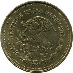 Coin > 1000pesos, 1988 - Mexico  - reverse