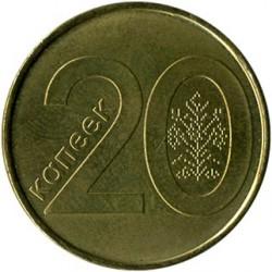 Coin > 20kopeks, 2009 - Belarus  - obverse