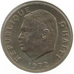 Монета > 50сантима, 1972-1985 - Хаити  (Организация по прехрана и земеделие (ФАО)) - obverse