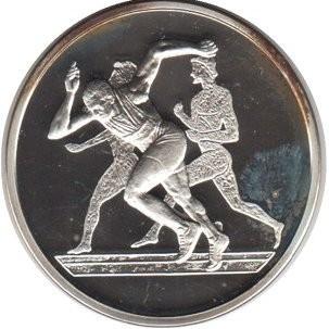 10 Euro 2004 Xxviii Summer Olympic Games Griechenland Münzen