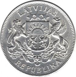 Кованица > 2лата, 1925-1926 - Летонија  - obverse