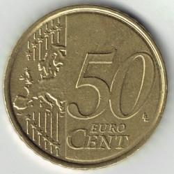 Münze > 50Eurocent, 2008 - Belgien  - obverse