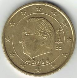Münze > 50Eurocent, 2008 - Belgien  - reverse