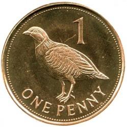 מטבע > 1פאני, 2010-2011 - גיברלטר  - reverse