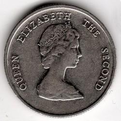 سکه > 10سنت, 1995 - کاراییب شرقی  - obverse