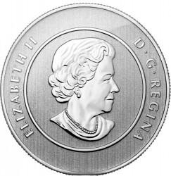 Moneta > 20dolarów, 2012 - Kanada  (Niedźwiedź polarny) - obverse