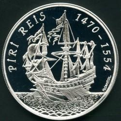 Münze > 50.000Lira, 1995 - Türkei  (525th Anniversary - Birth of Piri Reis) - reverse