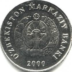 Pièce > 1sum, 2000 - Ouzbékistan  - obverse