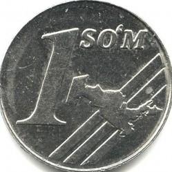 Pièce > 1sum, 2000 - Ouzbékistan  - reverse