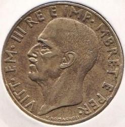 Mynt > 0,1lek, 1940-1941 - Albania  - obverse