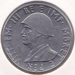 Coin > 0.5lek, 1939-1941 - Albania  - obverse