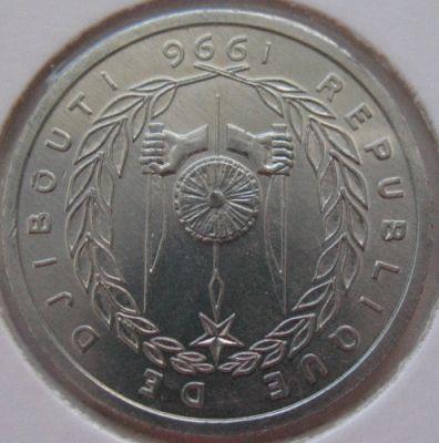 1 Frank 1977 1999 D Ibuti Km 20 Katalog Monet
