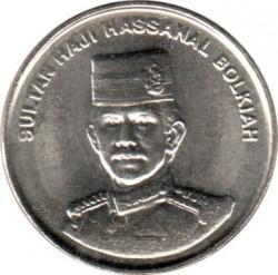 Moneta > 5senai, 1993-2014 - Brunėjus  - obverse
