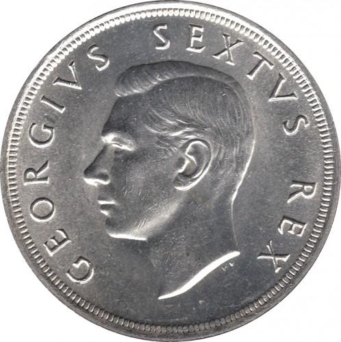 5 Schilling 1952 Founding Of Capetown Südafrika Münzen Wert