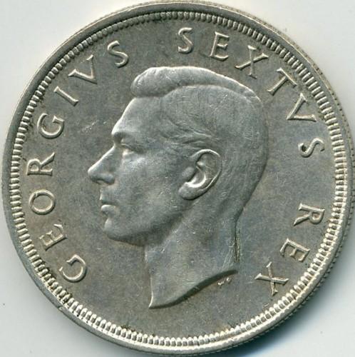 5 Schilling 1951 Südafrika Münzen Wert Ucoinnet