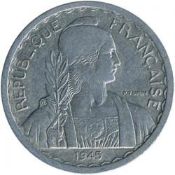 Монета > 20сантимов, 1945 - Французский Индокитай  - obverse