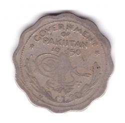 Монета > 1анна, 1950 - Пакистан  - obverse