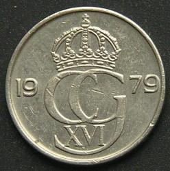 Minca > 25ore, 1976-1984 - Švédsko  - obverse