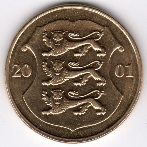 1 kroon eesti 1998 года цена монеты 1960 года цена