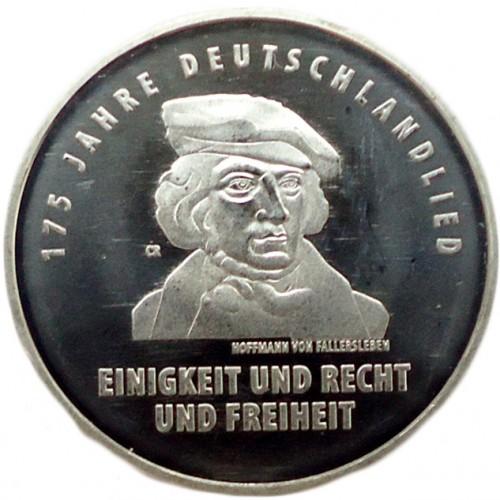 20 Euro 2016 Deutschlandlied Deutschland Münzen Wert Ucoinnet