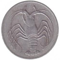 Монета > 5филсов, 1973-1984 - Южный Йемен  - obverse