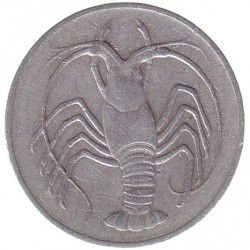 Монета > 5филсов, 1973-1984 - Южный Йемен  - reverse