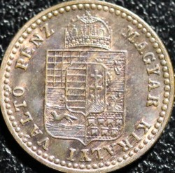 Монета > 5/10крейцера, 1882 - Венгрия  - obverse